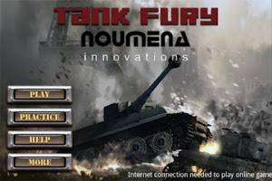 Screenshot of Tank Fury 3D