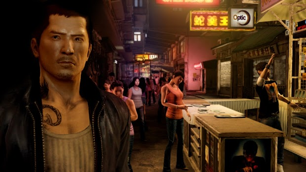 Sleeping Dogs sequel Triad Wars in development, to be unveiled next year