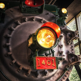 It's a train by Byran Forbes - Transportation Trains ( 2014, smithsonian, d.c., museum, transportation )