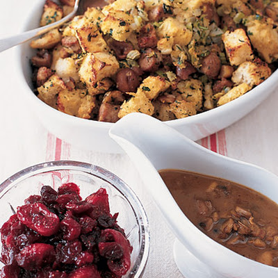Cranberry Sauce with Dried Figs