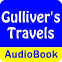 Gulliver's Travels Audio Book icon
