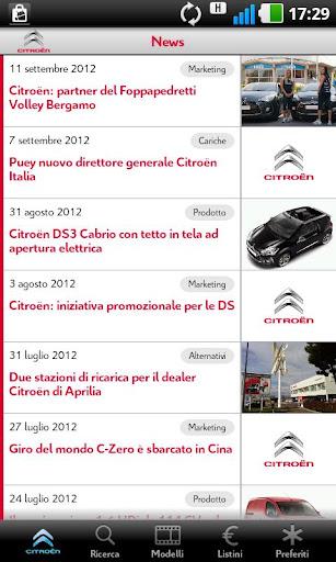 CitroënNews