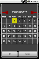 Screenshot of Time Manager