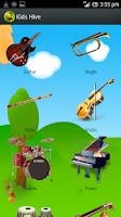 Screenshot of KIDS HIVE