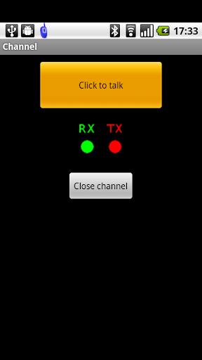 【免費通訊App】Blue Talkie-APP點子