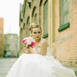 by Monika Schaible - Wedding Bride