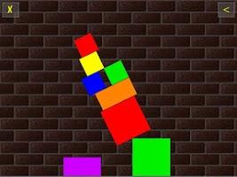 Screenshot of Blocks For Kids