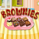 Cooking Game Brownie mobile app icon