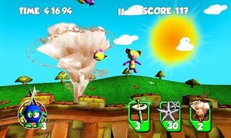 Screenshot of Plush Ninja