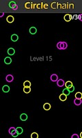 Screenshot of Circle Chain