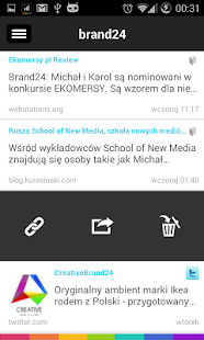 Brand24 - Internet Monitoring - screenshot