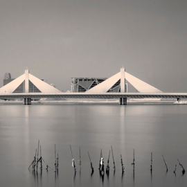 by Eliezer  ''Dong'' Quilang - Buildings & Architecture Bridges & Suspended Structures (  )