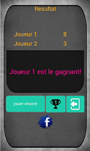 True of False (French) - screenshot