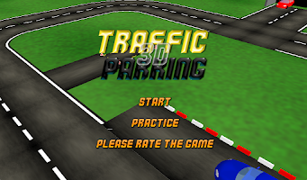 Screenshot of Traffic Parking 3D