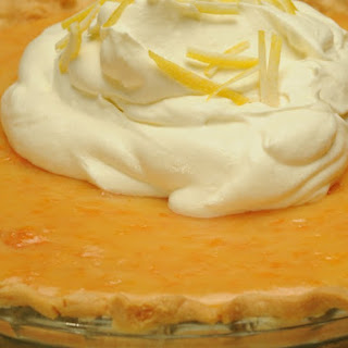 Texas Grapefruit Pie