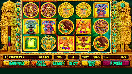 Gold of Maya Slot Machine - Play Drive Media Slots for Free