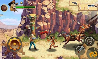 Screenshot of Cowboys & Aliens