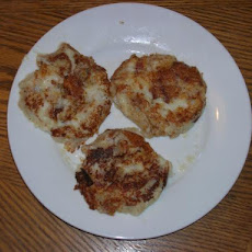 Irish Potato & Bacon Cakes