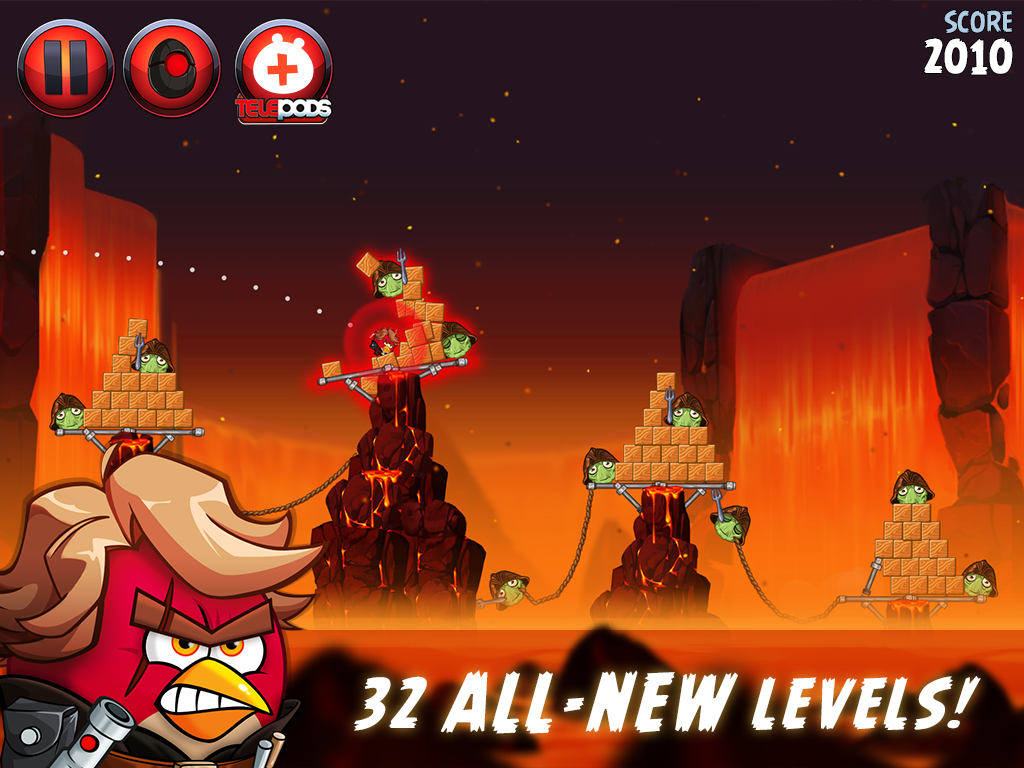 Angry birds star wars ii free android apps on google play