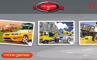Screenshot of Car Puzzle 2