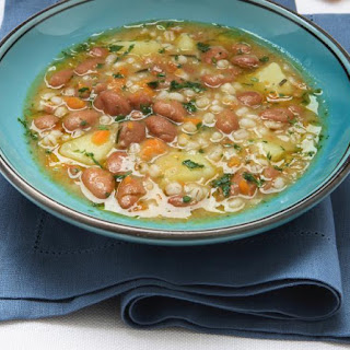 bean barley soup eating well dried kidney beans ground cumin onions ...