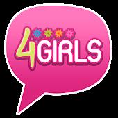 Free 4Girls - עולם של בנות APK for Windows 8