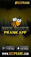 Screenshot of Bee Prank App - Scare Friends!