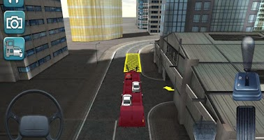 Screenshot of Car Transporter 3D Truck Sim