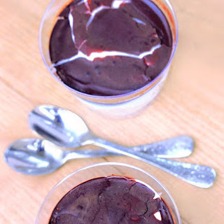 Mounds Bar Chocolate Coconut Pudding Cups