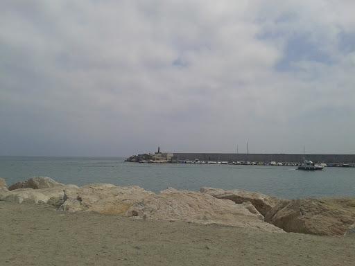 Faro Puerto Fuengirola