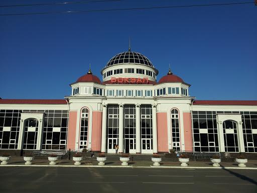 Саранск Железнодорожный вокзал