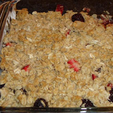 Fruit Crisp Topping