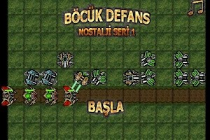 Screenshot of Böcük