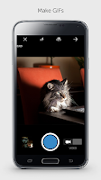Screenshot of Photobucket Mobile