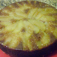 Apple Spiral Cardamom Coffee Cake