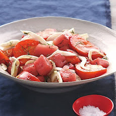 Tomato and Fennel Salad