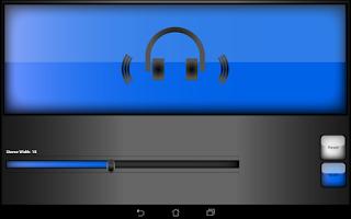 Screenshot of Equalizer Ultra (10 Bands)