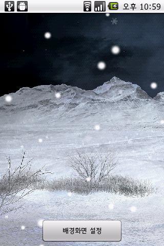 玩免費娛樂APP|下載飄雪冬夜 app不用錢|硬是要APP