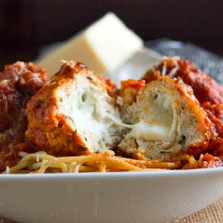 Stuffed Turkey Meatballs