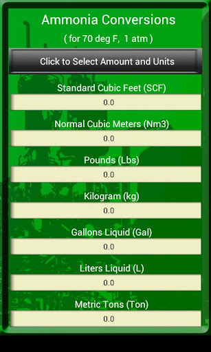 【免費工具App】Ammonia & Unit Calculator-APP點子