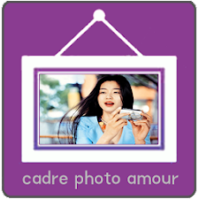 Cadre photo amour