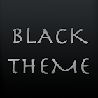 Black - Icon Pack icon