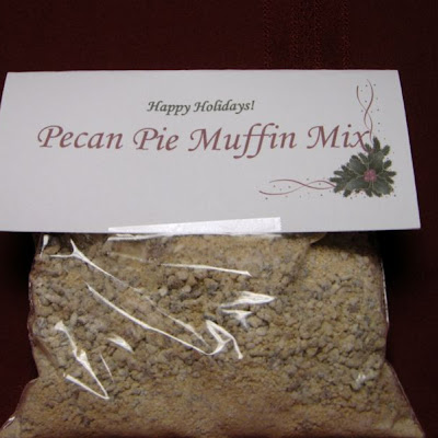 Pecan Pie Muffin Mix