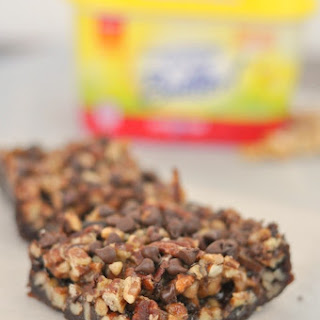 Chocolate Maple Pecan Bars