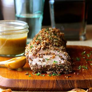 Pork Tenderloin With Mustard Sauce Bourbon Recipes