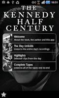 Screenshot of The Kennedy Half Century