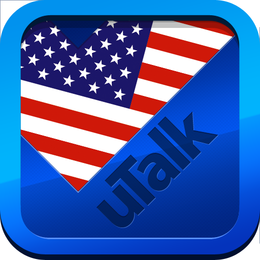 uTalk 英语(美国) 旅遊 App LOGO-硬是要APP