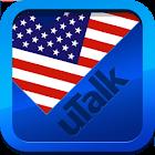 uTalk English (American) icon