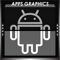Flip Black Theme GOLauncherEX icon