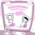 Kiki Momo Sliding Puzzle icon